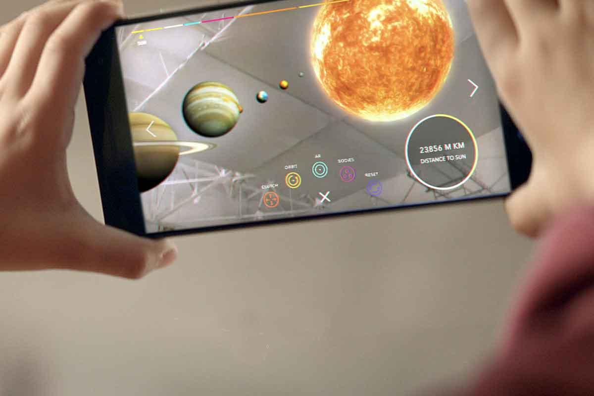 Asus stellt im Januar ein Smartphone mit Tango-Technologie vor