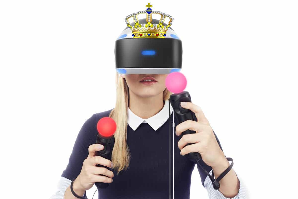 Playstation VR: Laut Time die beste VR-Erfindung in 2016