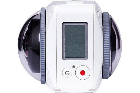 Kodaks neuestes Modell der PixPro-Serie ist die 4KVR360