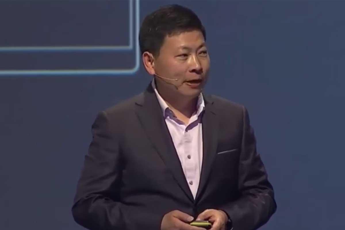 Huawei: Das Smartphone der Zukunft kann sehen, hören, riechen und schmecken