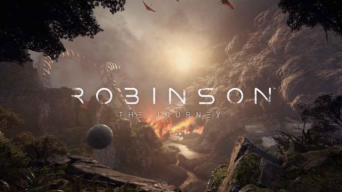 Robinson: The Journey ab sofort für Playstation VR erhältlich