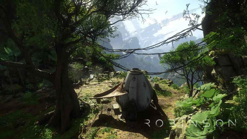 Hier beginnt die Reise. BILD: Crytek