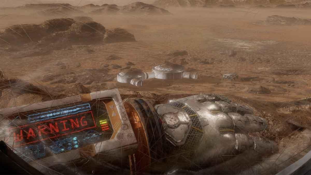 """Virtual Reality: """"The Martian"""" erscheint am 15. November für PS VR und HTC Vive *Update*"""