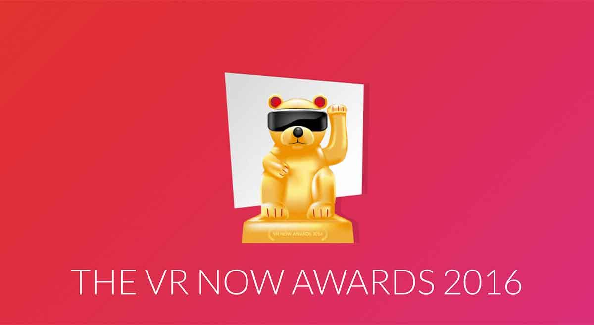 Virtual Reality: Das sind die Gewinner der VR Now Awards