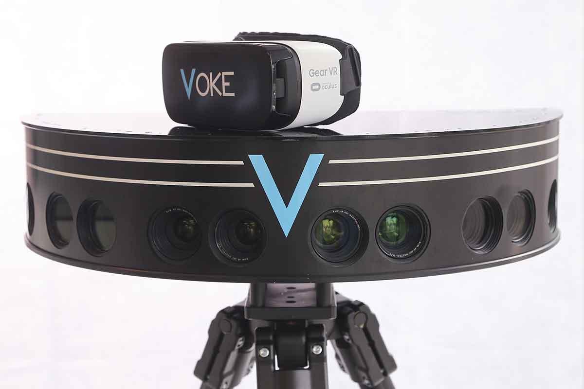 Intel möchte neben vielen anderen Unternehmen Standards setzen fürs Live-Streaming in die VR-Brille. Der Chiphersteller wittert großes Geschäft.