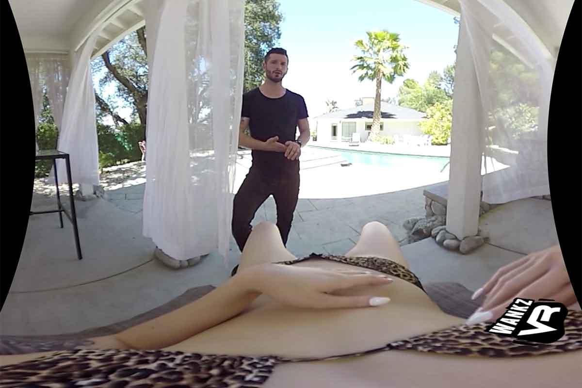 Virtual Reality: WankzVR produziert Pornos aus der Perspektive der Frau