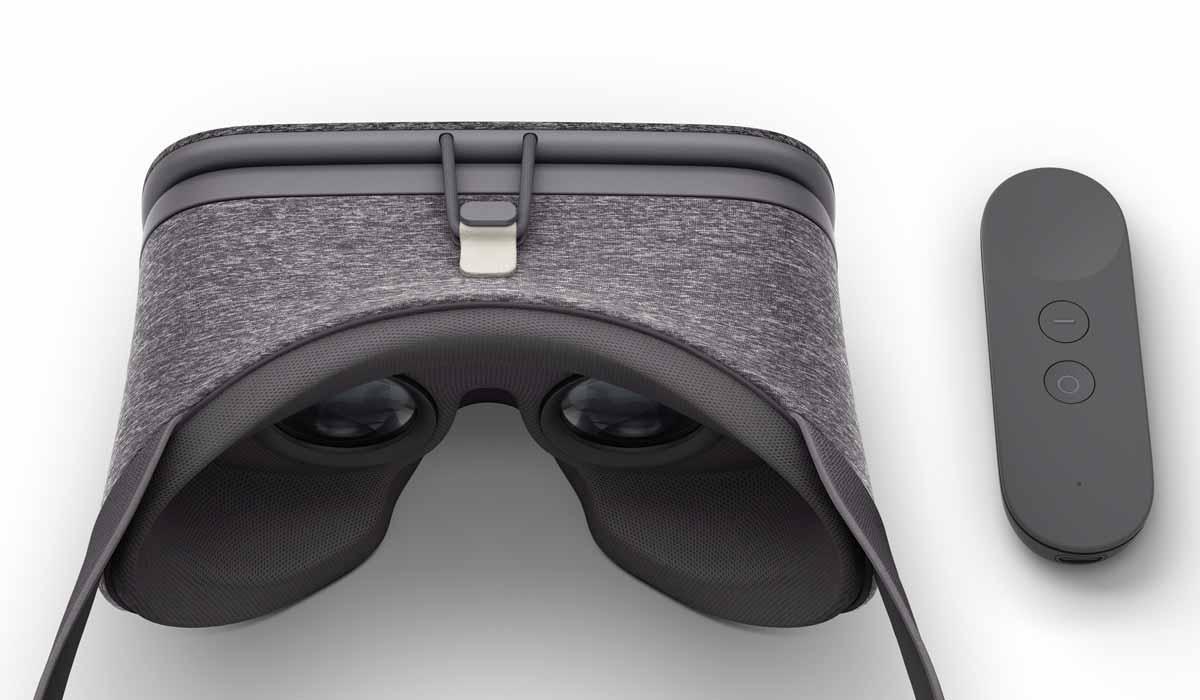 Die Verkaufs- und Nutzungsdaten für Googles Daydream View sind schwach. Die VR-Brille wird nur fünf Minuten am Tag aufgesetzt.