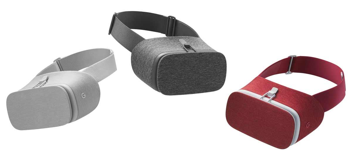 Virtual Reality: Daydream View dient laut Google nur als Beispiel