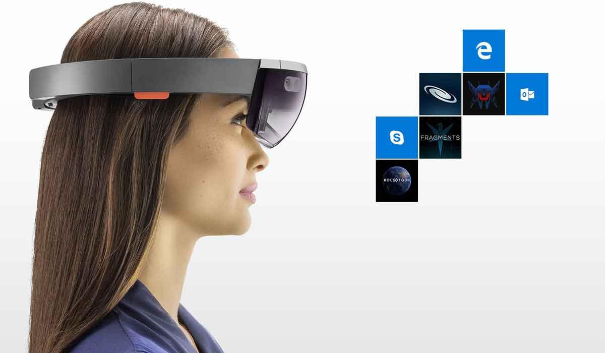 Microsofts Hololens-Projektmanager Alex Kipman denkt gerne groß. Das Smartphone, so glaubt er, hat schon ausgesorgt - ob es das schon weiß?