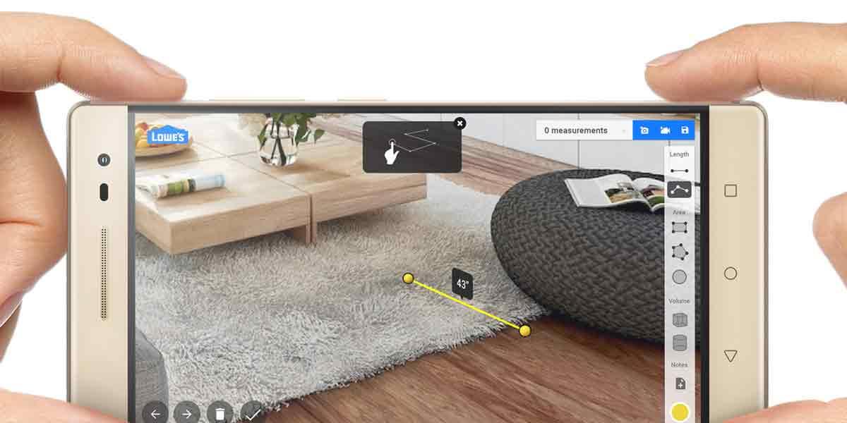 Lenovo Phab 2 Pro: Erstes Augmented-Reality-Smartphone geht in den Verkauf