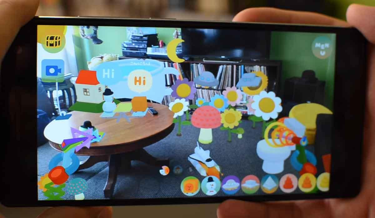 Lenovos Tango-Smartphone verwandelt das Wohnzimmer in ein digitales Spielfeld