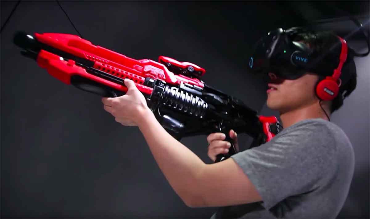 HTC Vive: Viveport Arcade startet, 1.000 Spielhallen bis Jahresende