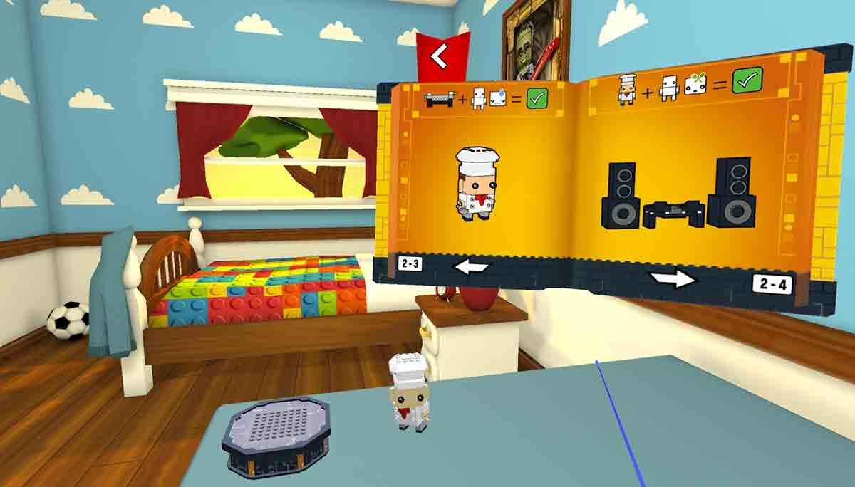 Google Daydream: Lego veröffentlicht BrickHeadz VR
