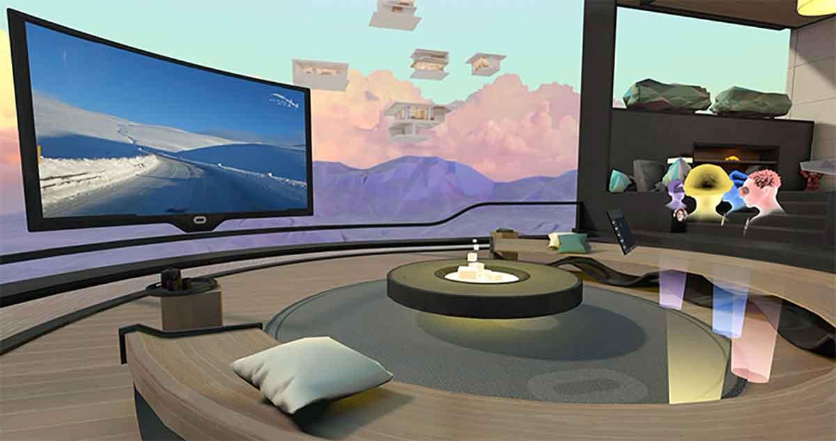 Oculus Rift fehlen wichtige Social-Funktionen, damit sich Nutzer in Virtual Reality treffen können. Gear VR bietet diese bereits.