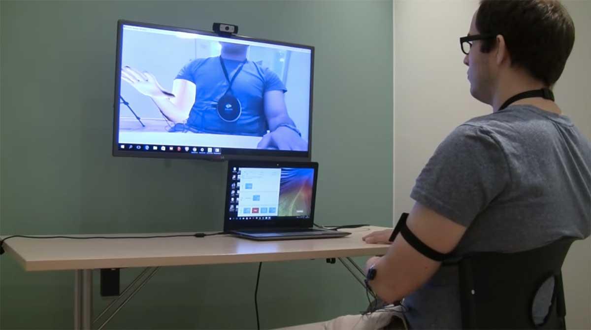 Augmented Reality: Virtuelle Gliedmaße können Phantomschmerzen lindern