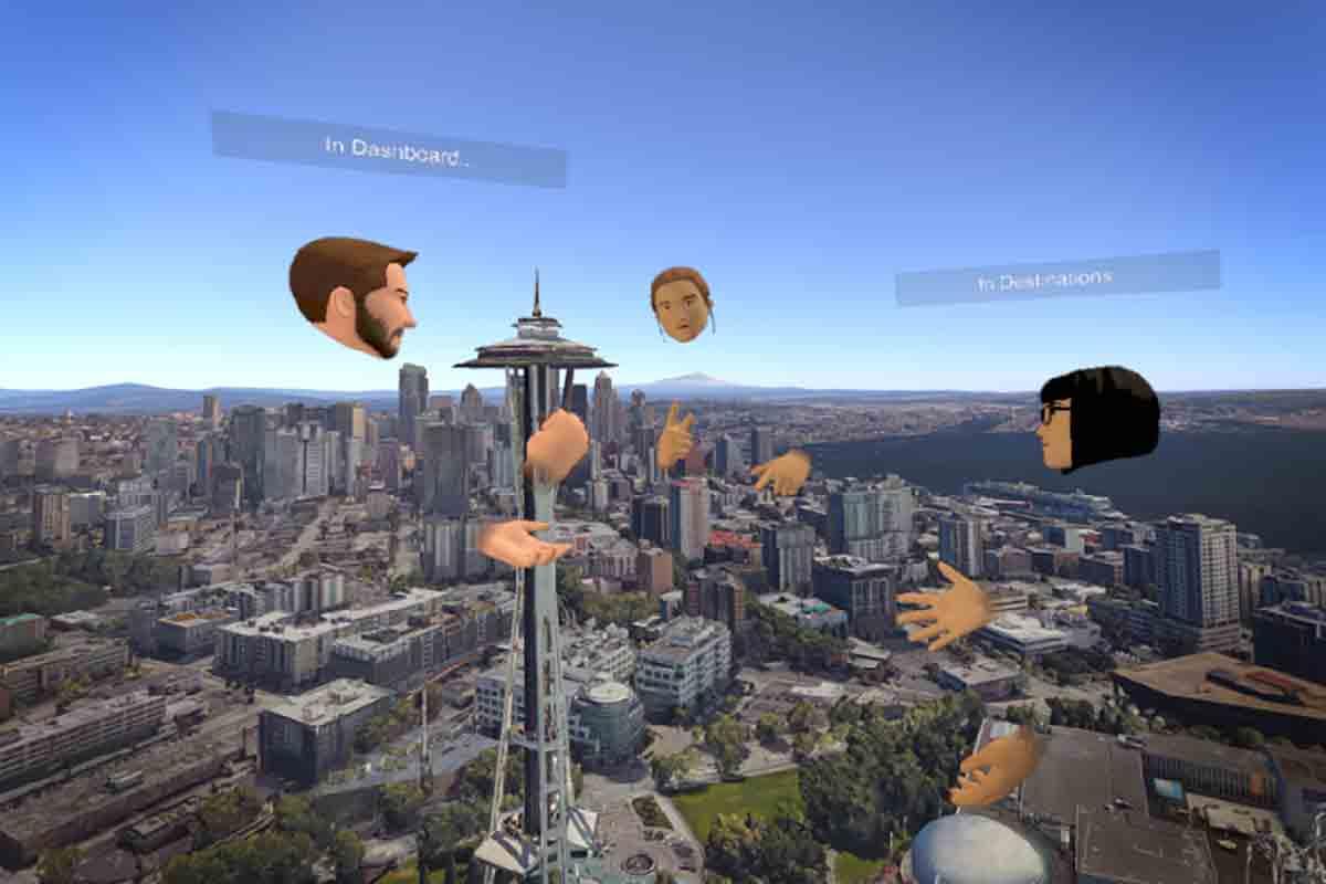 """""""Pluto VR"""" will eine Art Skype für Virtual Reality werden, erhält Starthilfe"""