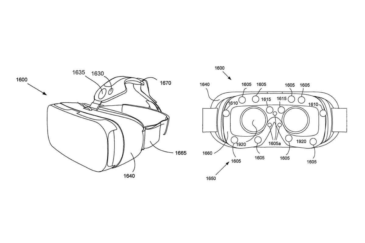 """Koreanisches Patent zeigt eine """"Next Generation"""" Samsung Gear VR"""