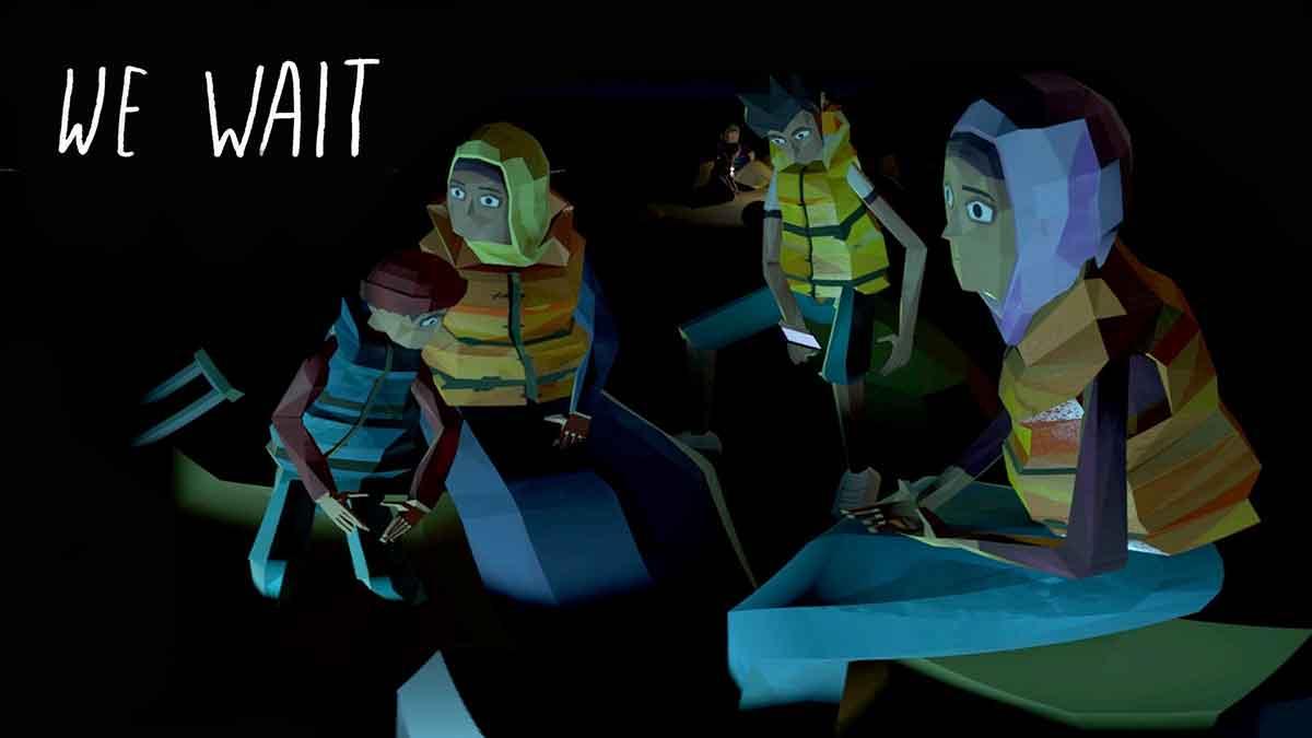 """Oculus Rift: """"We Wait"""" lässt einen die Not von Flüchtlingen nachempfinden"""