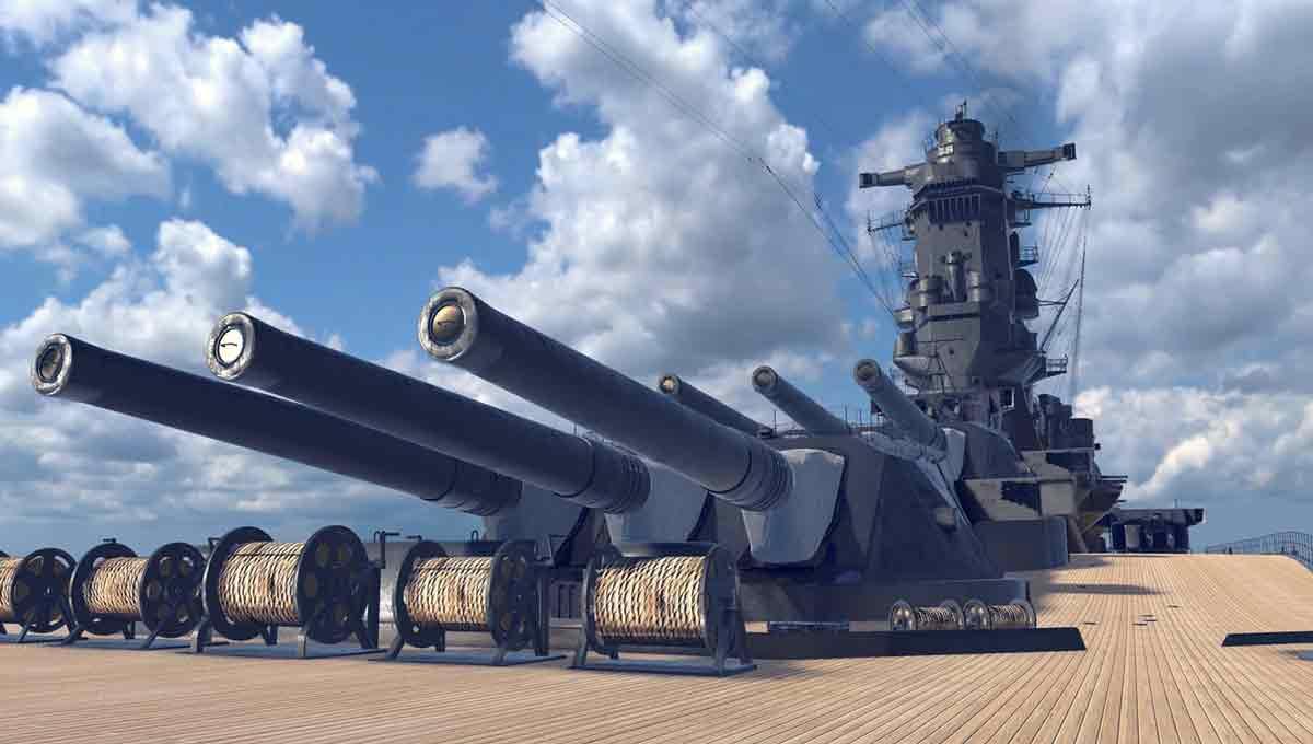 Oculus Rift: Virtueller Trip auf das japanische Superschlachtschiff Yamato