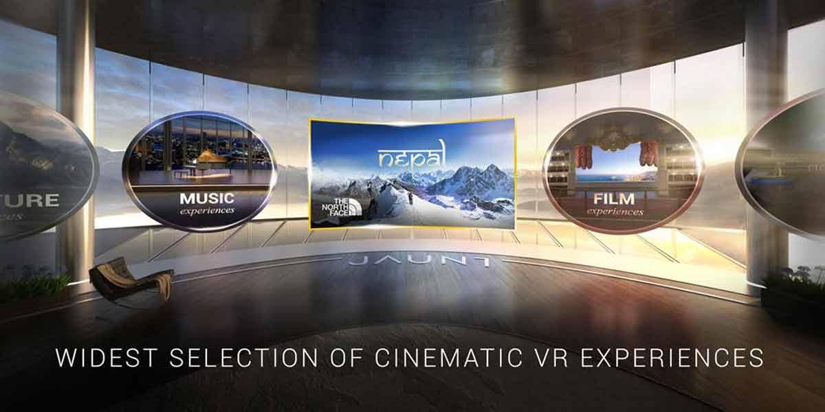Video-App Jaunt VR ist ab sofort für Playstation VR verfügbar