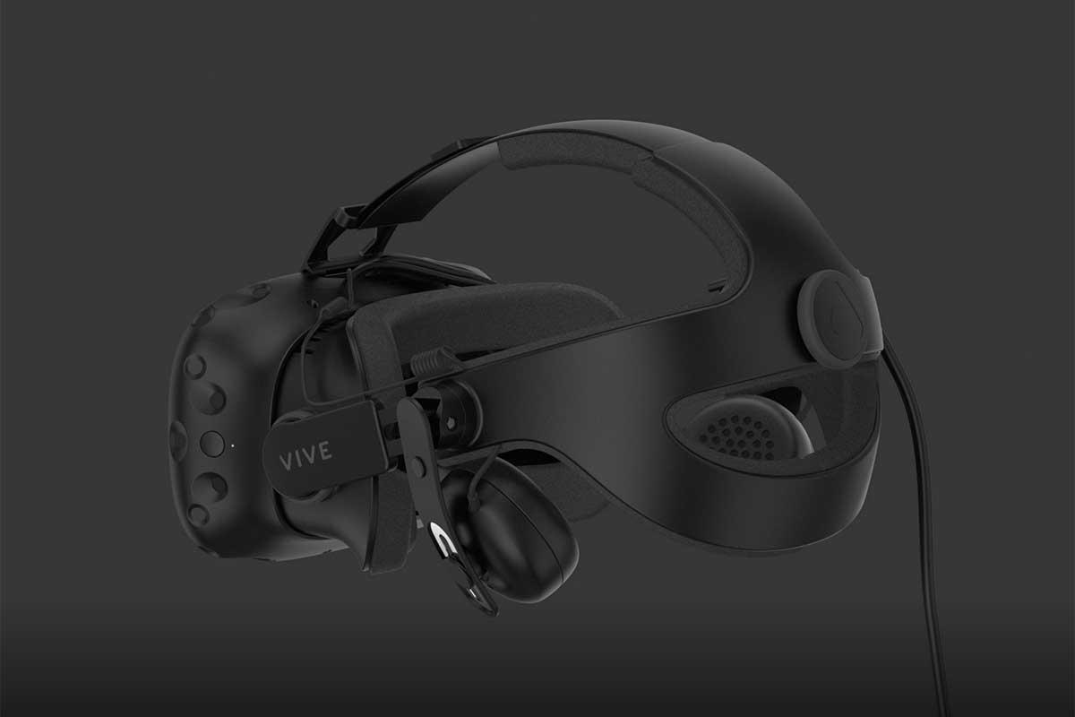 """""""Deluxe Audio Strap"""" – wer denkt da nicht direkt an eine Kopfhalterung für eine VR-Brille? Das neue Luxuszubehör für HTC Vive im Test."""