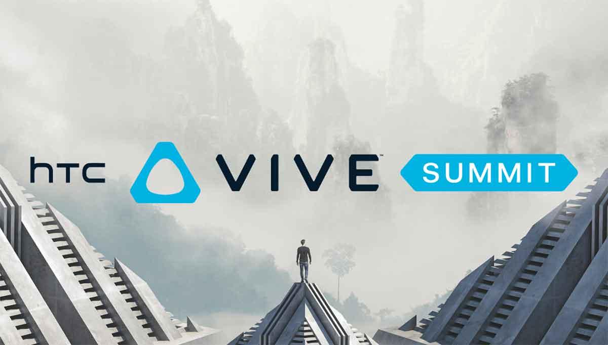 HTC Vive: Video des ersten Vive Summit verfügbar