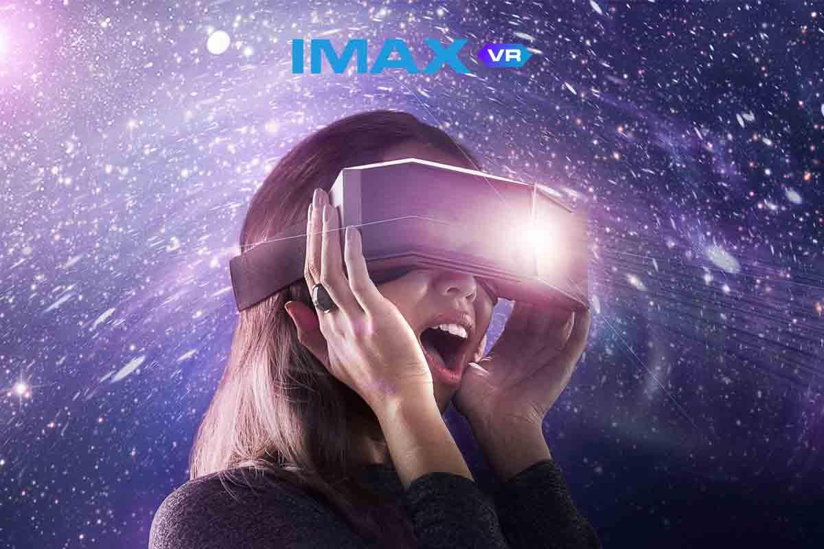 Imax legt die Zahlen zum ersten Quartal der VR-Spielhalle offen: Das Experiment ist ein großer Erfolg und übertrifft die Erwartungen des Unternehmens deutlich.