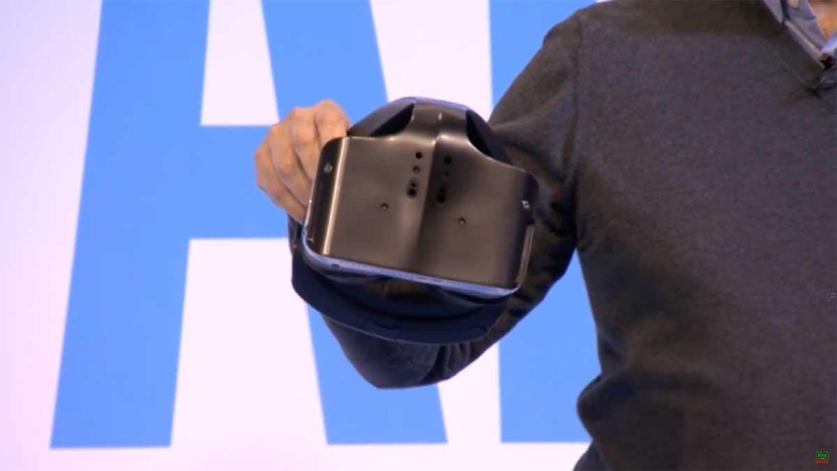 Auf der Augmented World Expo demonstriert Intel den aktuellsten Prototyp der Mixed-Reality-Brille Alloy. Ein Tester ist nicht begeistert.