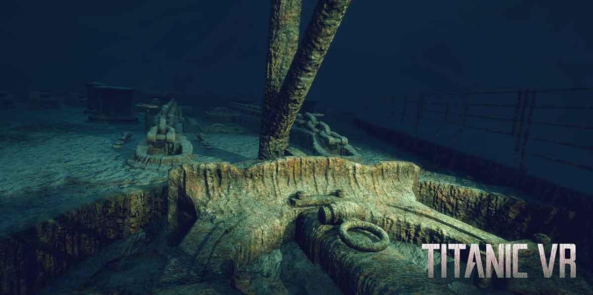 """Virtual Reality: Kickstarter-Kampagne von """"Titanic VR"""" erfolgreich"""