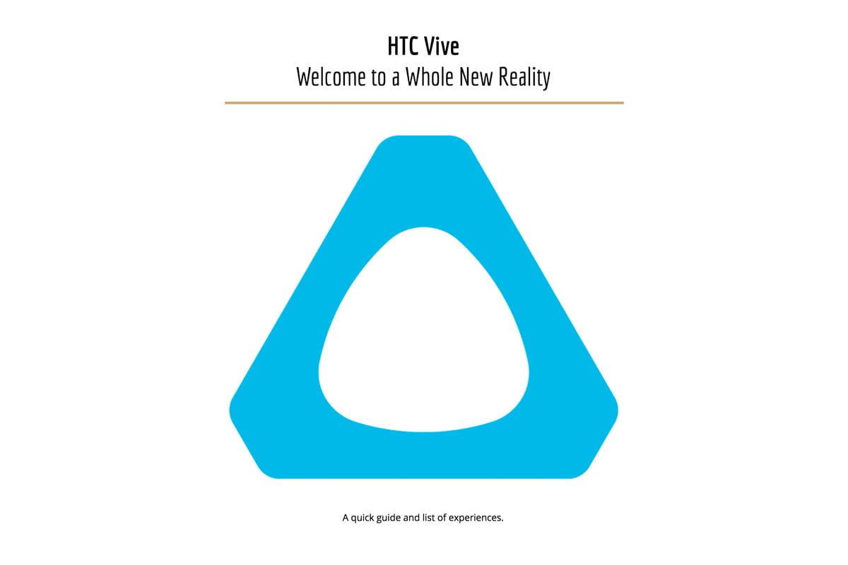 Vive-Guide