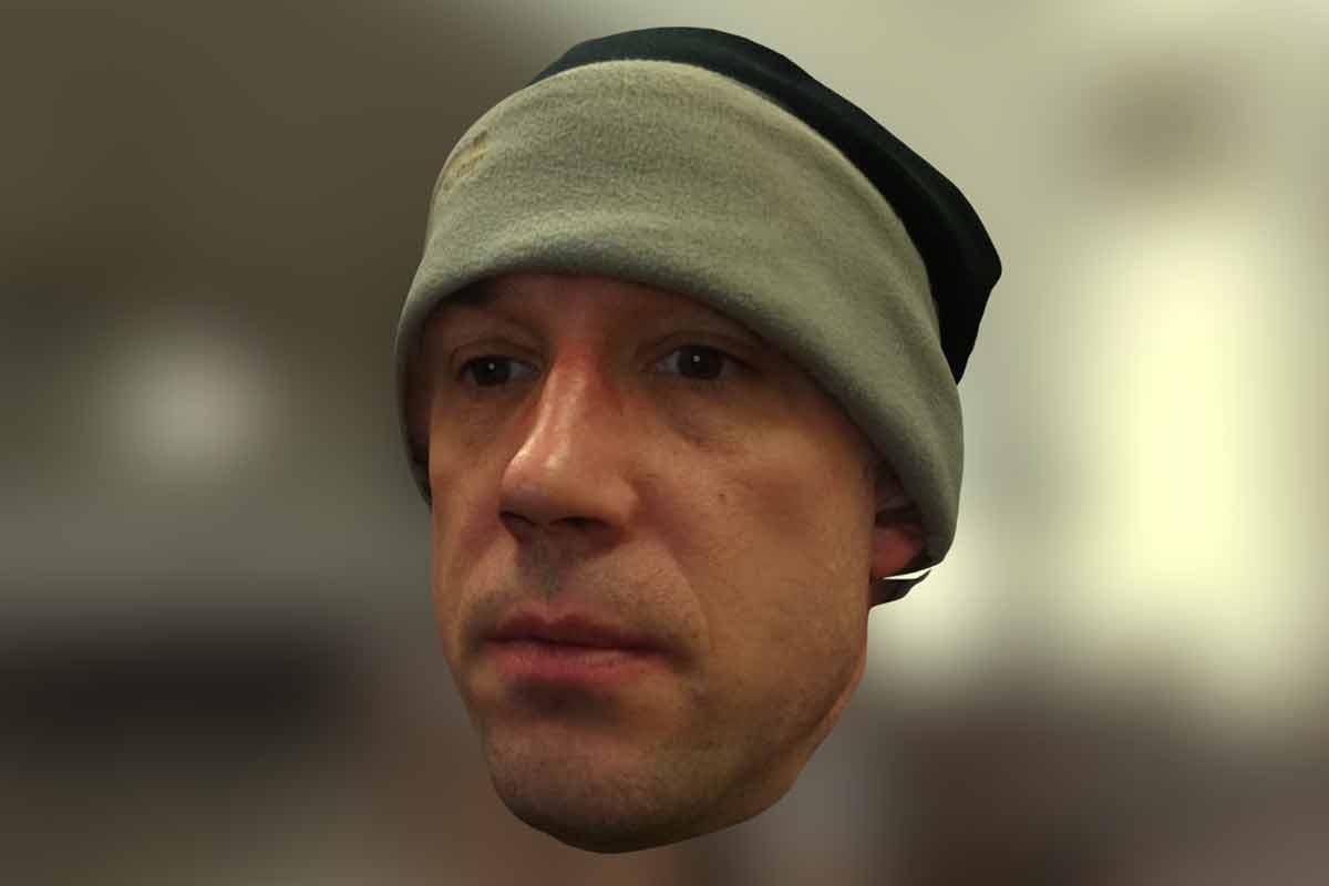 Neue 3D-Kamera soll realen Kopf in virtuellen Avatar umwandeln