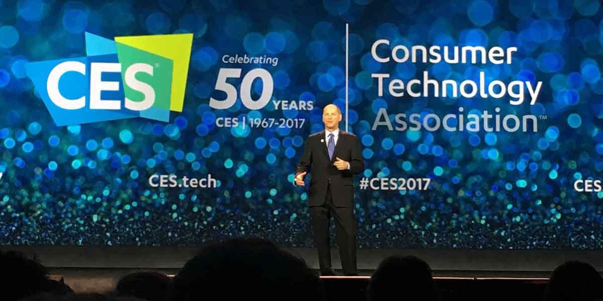 Virtual Reality auf der CES 2017: Wenig Substanz