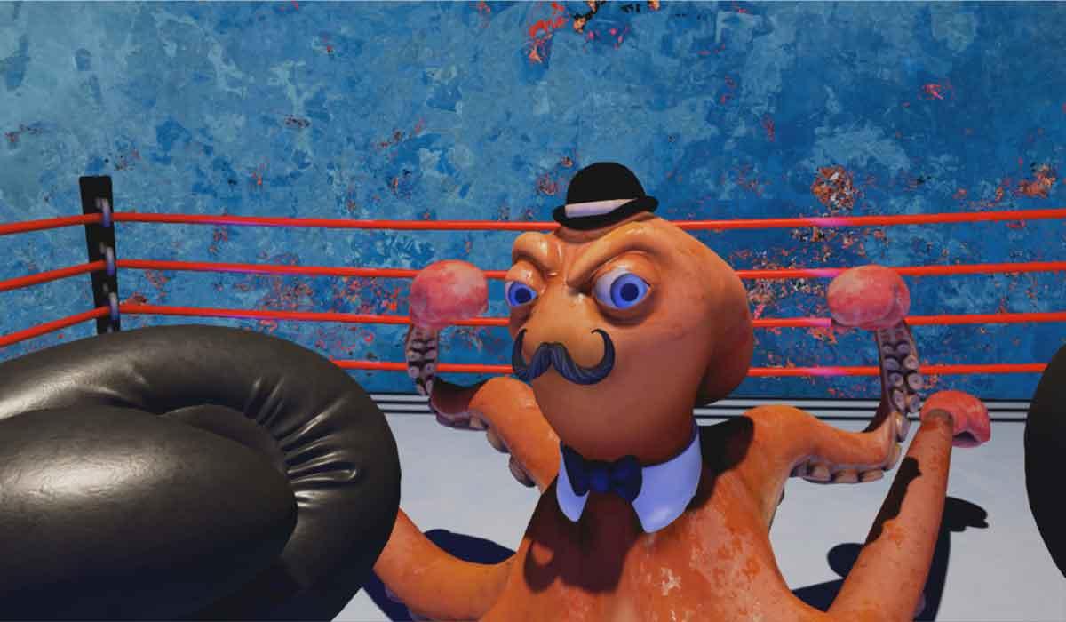 """HTC Vive: Vive Studios präsentieren Boxspiel """"Knockout League"""""""