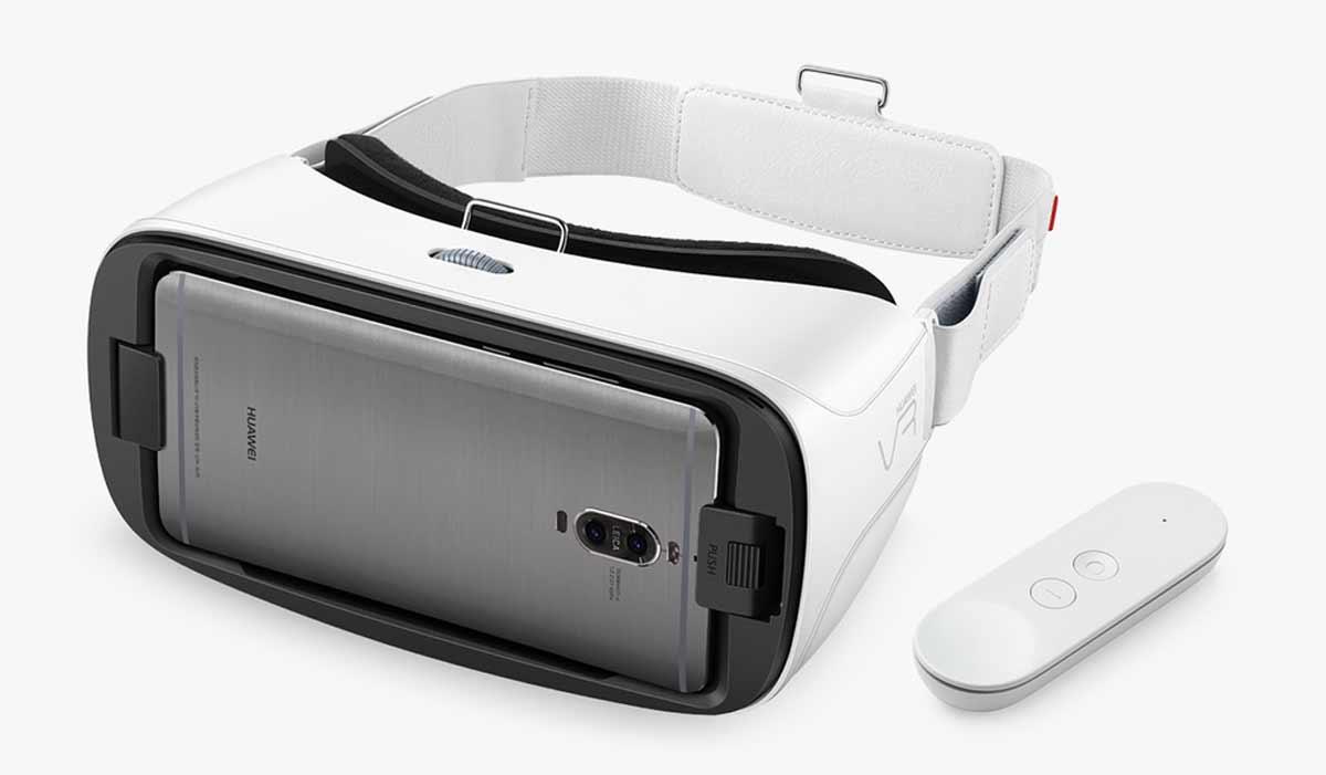 Google Daydream: Huawei zeigt erste Variante von Daydream View