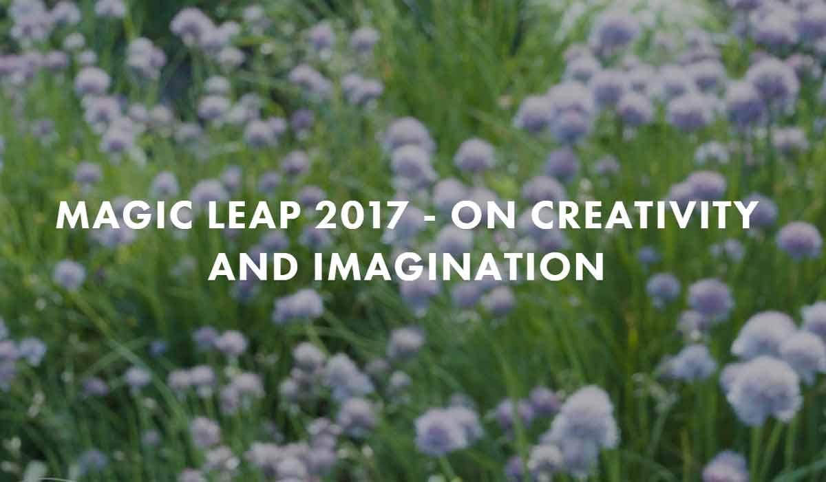 """Magic Leap ist """"klein, mobil und leistungsstark"""" - Release wohl in 2017"""