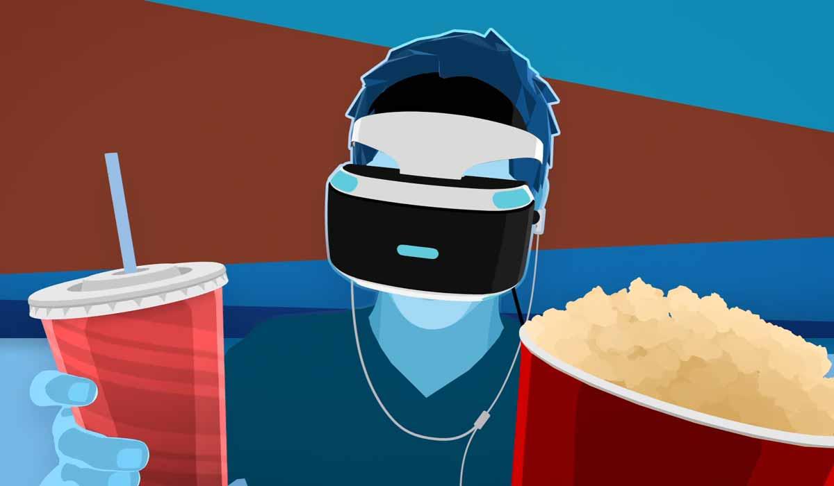 Playstation VR: Sony möchte bei VR-Filmen vorne dabei sein