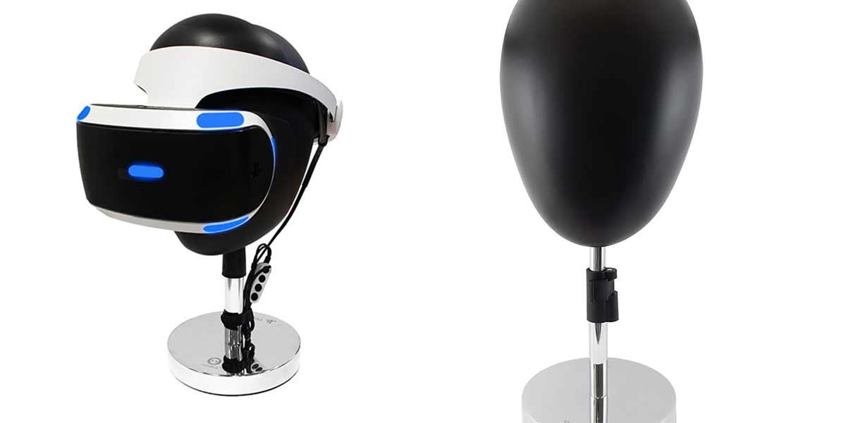 Playstation VR: Offizieller Ständer für die VR-Brille geht in den Verkauf