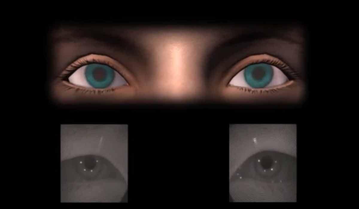 SMI: Augenbewegungen werden via Eyetracking auf Avatar übertragen