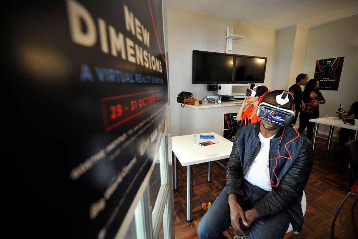 """Virtual Reality in Afrika: """"Wir können von Anfang an dabei sein"""""""