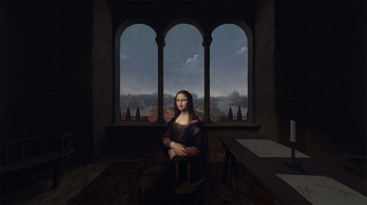 Art_Plunge_Mona_Lisa