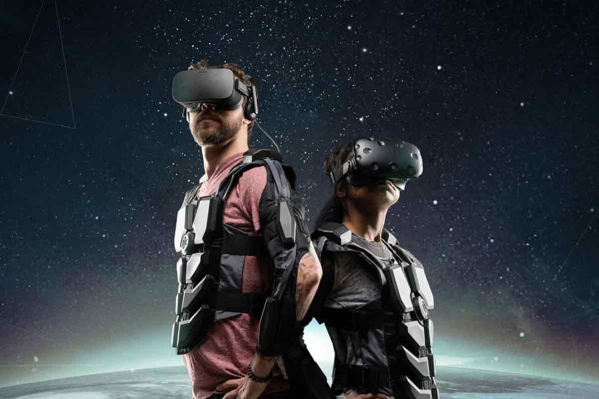 Virtual Reality: Kickstarter-Kampagne für haptische Weste erfolgreich