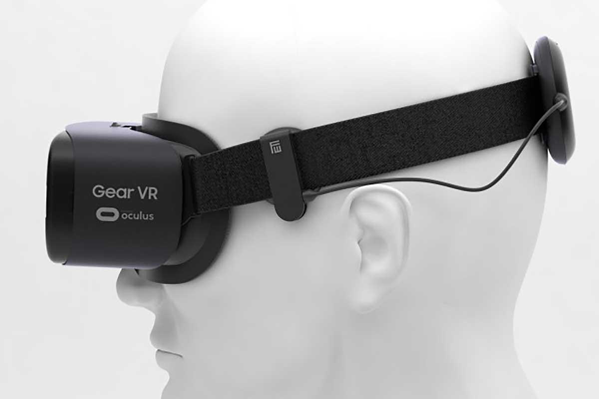 Dieses VR-Zubehör stimuliert das Gehirn und baut Stress ab