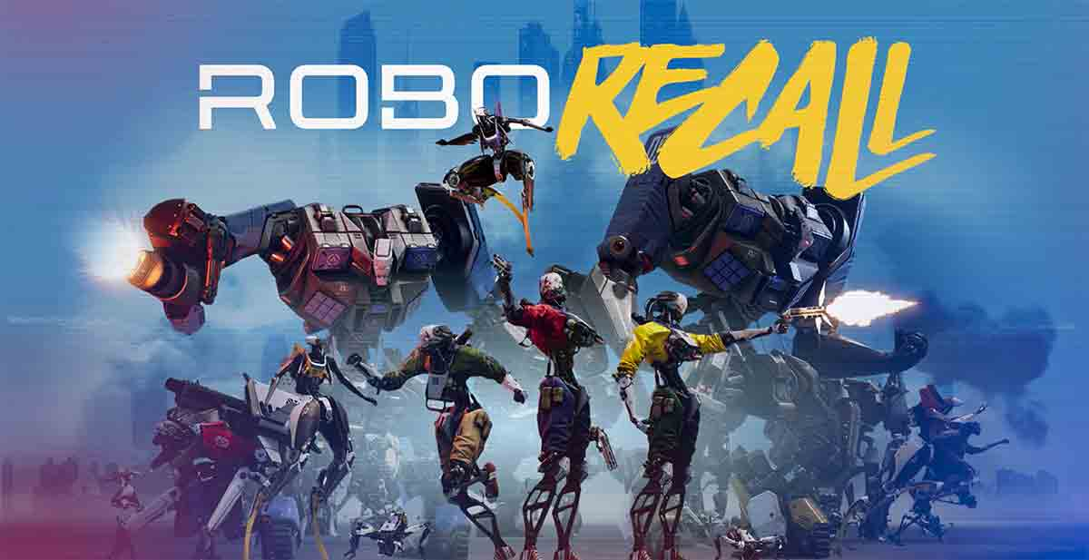 """Das erfolgreiche """"Robo Recall"""" von Epic Games ist ein kleiner Kunstgriff und soll anderen VR-Entwicklern als Lehrstück dienen."""