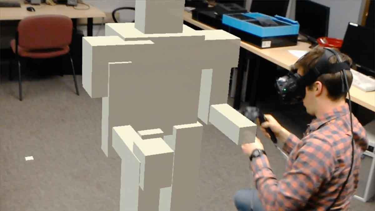 Entwickler synchronisiert HTC Vive und Hololens für echtes Mixed-Reality-Erlebnis