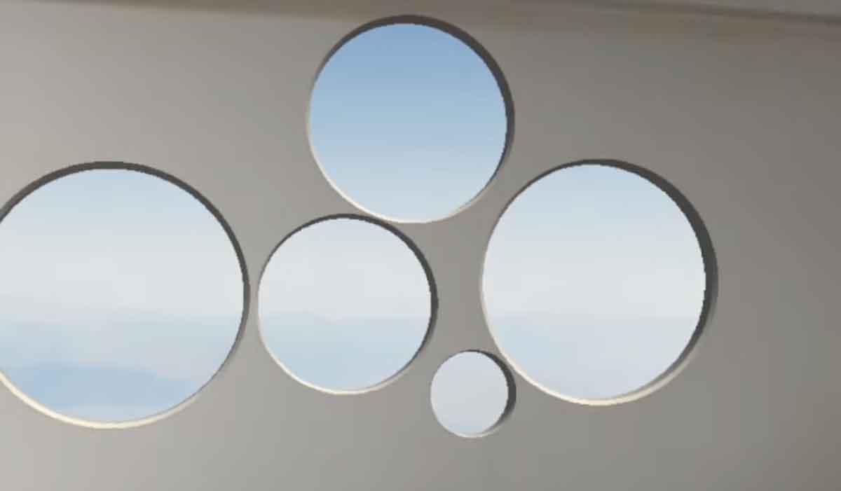 Diese Hololens-App macht magische Fenster in Wände