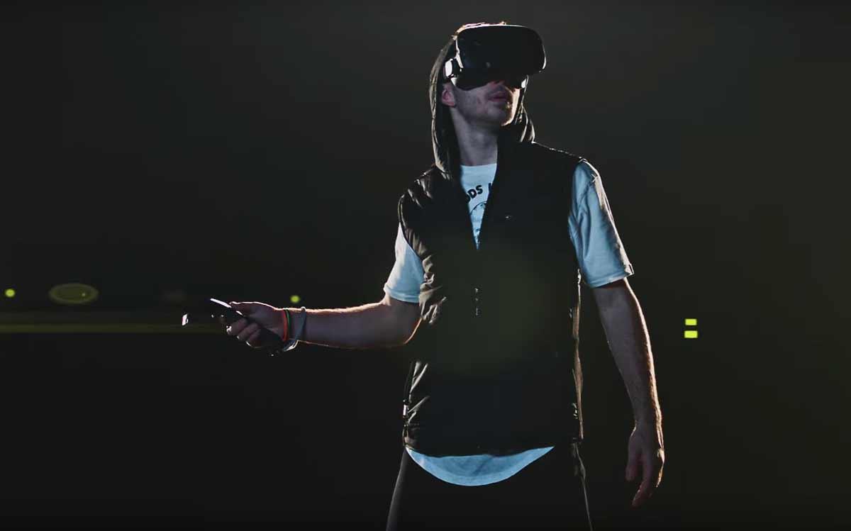 HTC Vive: Racket Nx ausprobiert - Cyber-Sport der Spitzenklasse