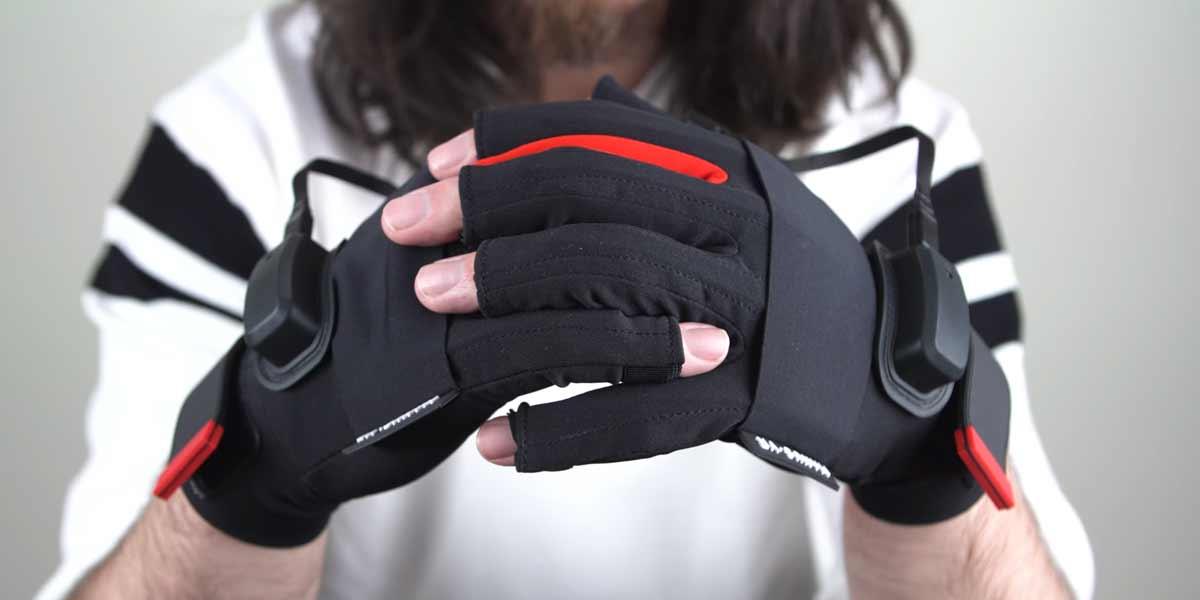 Virtual Reality: Neue VR-Handschuhe von Manus ab Anfang März