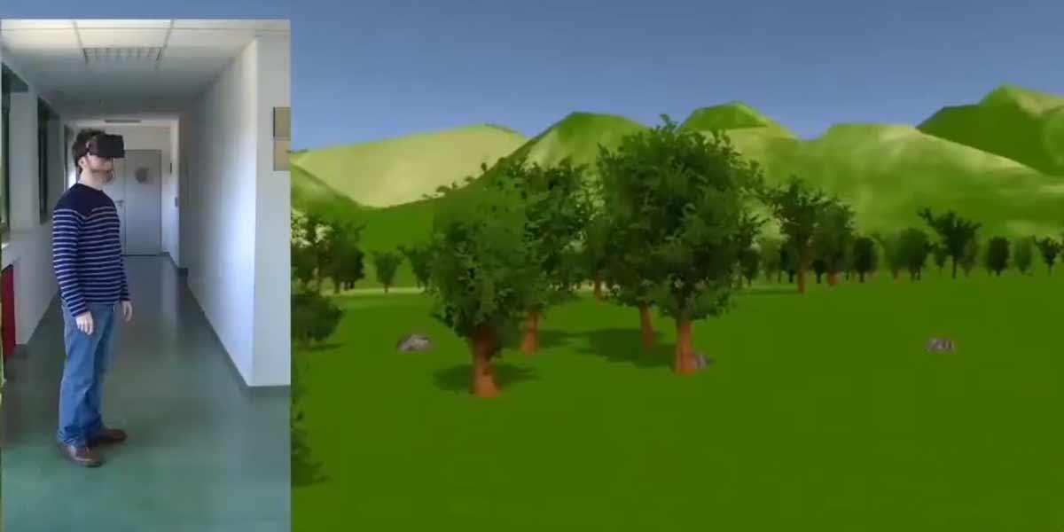 Googles Tango-Technologie schafft neue Räume für Virtual Reality