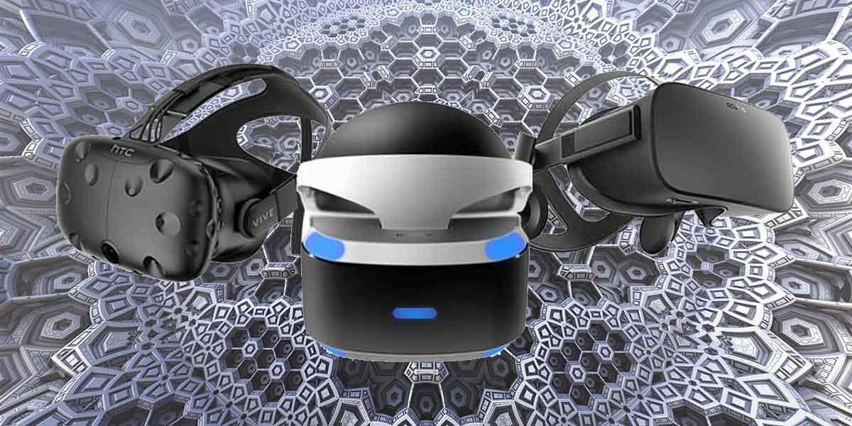 Playstation VR, Oculus Rift und Co: Ist die Zukunft der VR-Brille modular?