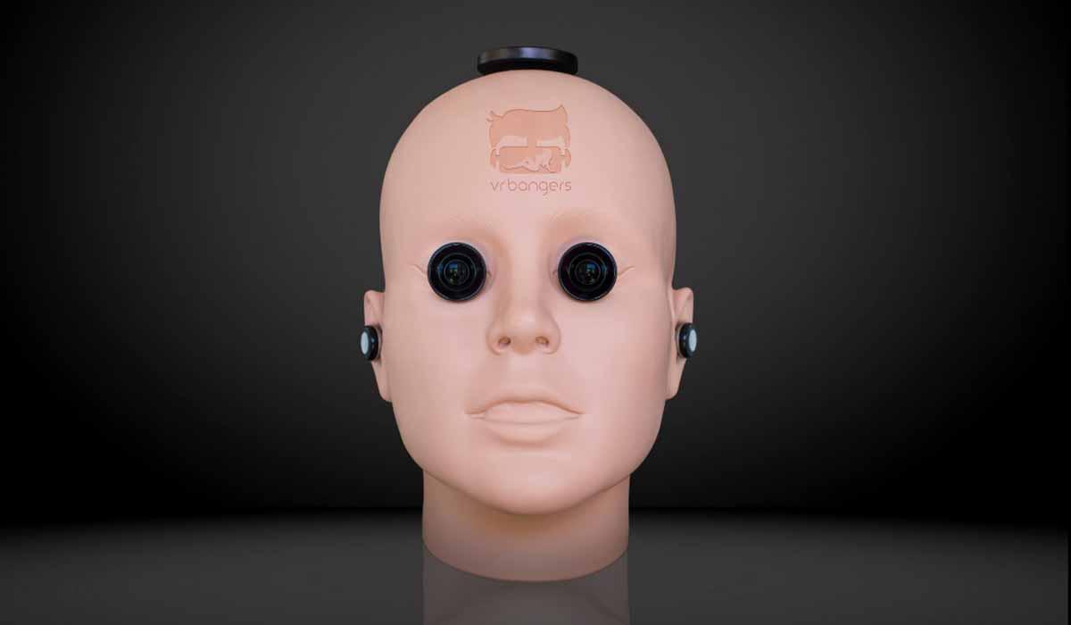 Virtual-Reality-Pornos: Produzent stellt ungewöhnliche 360-Grad-Kamera vor